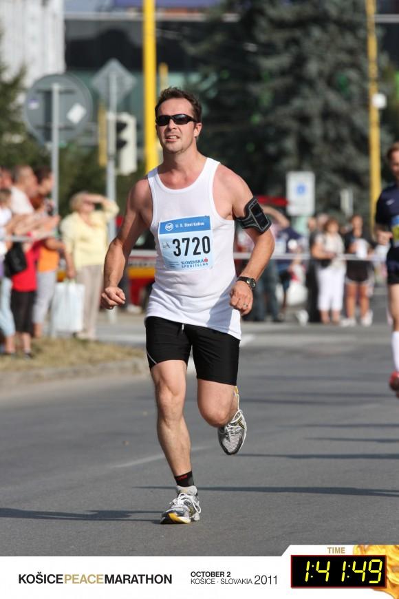 Kosice Marathon 2011